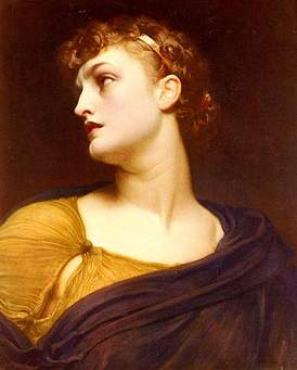 antigone by frederick lord leighton