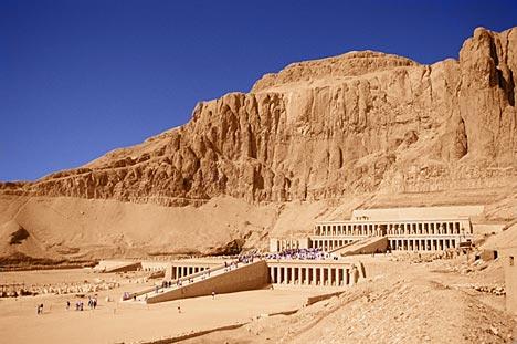 3C Temple Hatshepsut