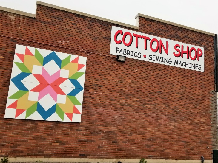 Cotton Shop