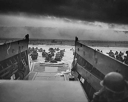 D-Day (Photo--US Army)
